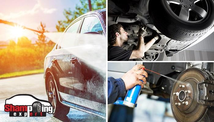 Coupon rabais 29 pour un nettoyage complet ou antirouille de votre voiture chez shampoing - Shampoing lustrant voiture ...