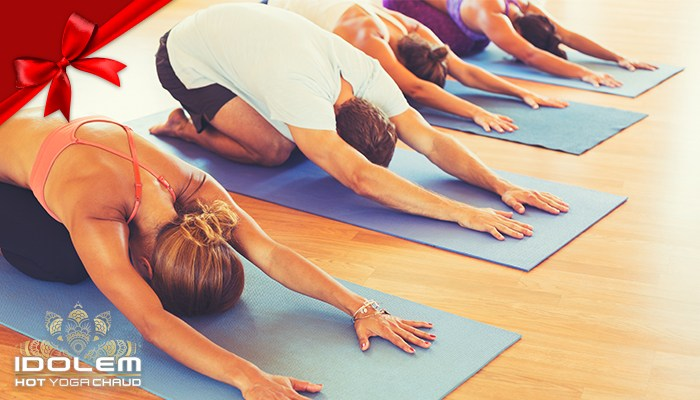 yoga chaud montreal