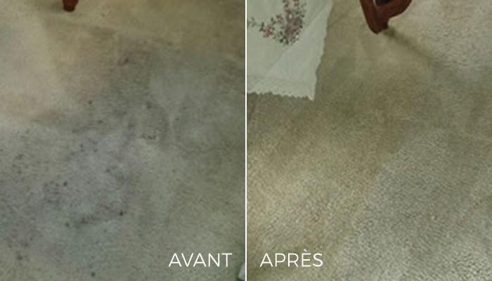 coupon rabais 49 pour un nettoyage professionnel de tapis et meubles avec scentral valeur de. Black Bedroom Furniture Sets. Home Design Ideas