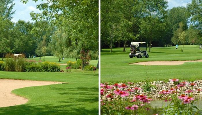 coupon rabais partir de 42 pour une partie de golf pour 2 ou 4 personnes incluant. Black Bedroom Furniture Sets. Home Design Ideas