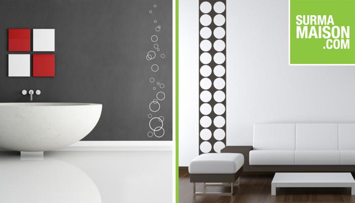 coupon rabais 39 pour 80 de cr dit pour d corer votre maison avec des appliqu s muraux. Black Bedroom Furniture Sets. Home Design Ideas