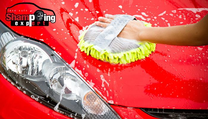 Coupon rabais partir de 25 pour faire briller votre voiture chez shampoing expert valeur - Shampoing lustrant voiture ...