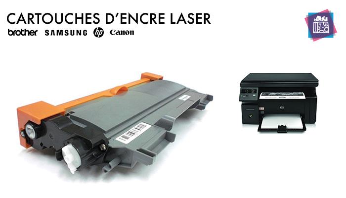 coupon rabais cartouches d encre laser compatibles avec hp brother samsung et canon 63 de. Black Bedroom Furniture Sets. Home Design Ideas