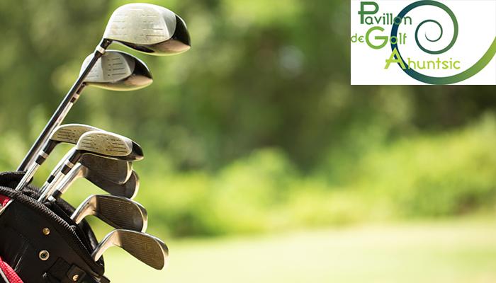 coupon rabais partir de 19 pour une partie de golf sur simulateur pour 2 personnes ou 5. Black Bedroom Furniture Sets. Home Design Ideas
