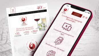 Passeport Xperience - Circuit des Vignobles 2021 nouvelle version digitale